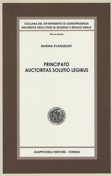 Antondemarirreguera.es Principato auctoritas solutio legibus Image