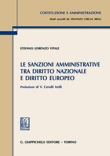 Lpgcsostenible.es Le sanzioni amministrative tra diritto nazionale e diritto europeo Image