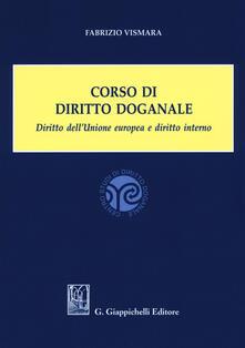 Antondemarirreguera.es Corso di diritto doganale. Diritto dell'Unione europea e diritto interno Image