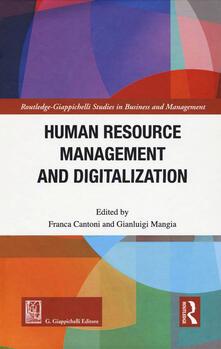 Radiospeed.it Human resource management and digitalization Image