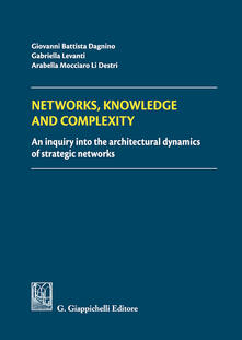 Winniearcher.com Networks, knowledge and complexity. An inquiry into the architectural dynamics of strategic networks Image