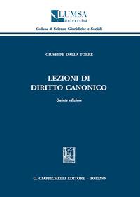 Lezioni di diritto canonico - Dalla Torre Giuseppe - wuz.it
