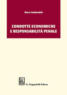 Librisulladiversita.it Condotte economiche e responsabilità penale Image