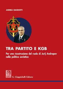 Capturtokyoedition.it Tra partito e KGB. Per una ricostruzione del ruolo di Jurij Andropov nella politica sovietica Image