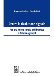 Milanospringparade.it Dentro la rivoluzione digitale. Per una nuova cultura dell'impresa e del management Image