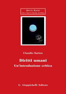 Milanospringparade.it Diritti umani. Un'introduzione critica Image