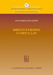 Cefalufilmfestival.it Diritto europeo e «tort(s) law» Image