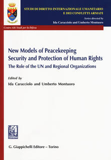 Radiospeed.it New models of peacekeeping security and protection of human rights. The role of the UN and regional organizations Image