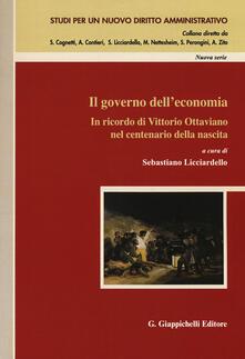 Il governo delleconomia. In ricordo di Vittorio Ottaviano nel centenario della nascita.pdf