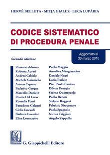 Radiospeed.it Codice sistematico di procedura penale Image