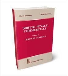 Amatigota.it Diritto penale commerciale. Vol. 1: principi generali, I. Image