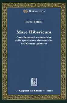 Tegliowinterrun.it Mare Hibericum. Considerazioni canonistiche sulla spartizione alessandrina dell'Oceano Atlantico Image