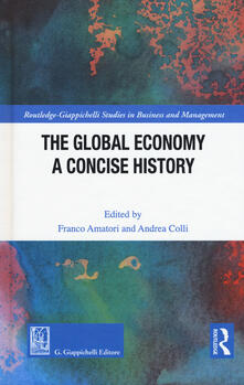 Warholgenova.it The global economy. A concise history Image