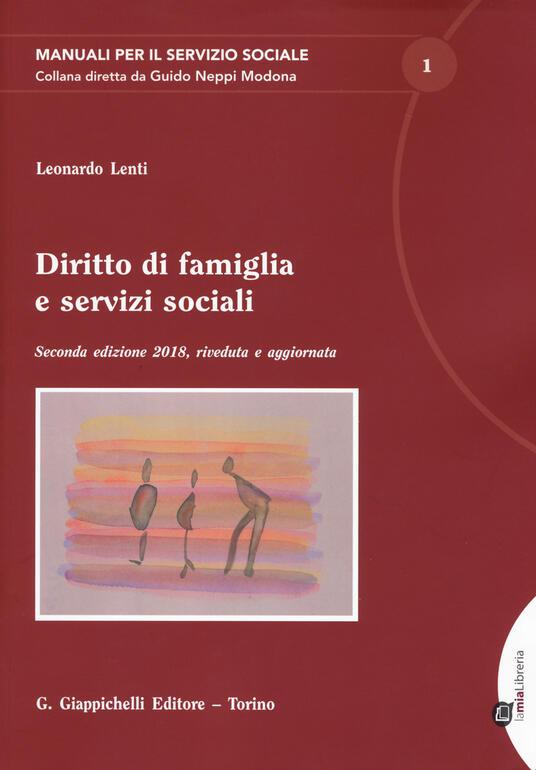 Diritto di famiglia e servizi sociali. Con espansione online - Leonardo Lenti - copertina