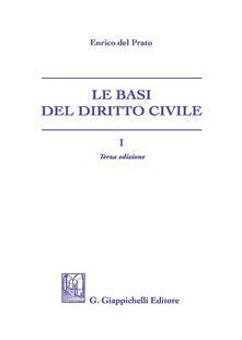 Vitalitart.it Le basi del diritto civile. Vol. 1 Image