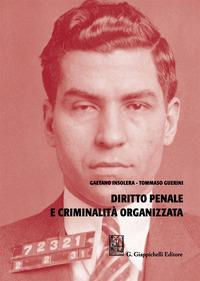 Diritto penale e criminalità organizzata - Guerini Tommaso Insolera Gaetano - wuz.it