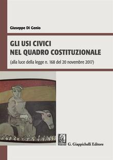 Premioquesti.it Gli usi civici nel quadro costituzionale (alla luce della legge n. 168 del 20 novembre 2017) Image