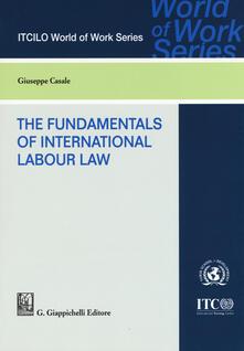 The foundamentals of international labor law.pdf