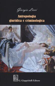Filmarelalterita.it Antropologia giuridica e criminologica Image