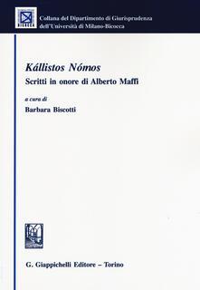Criticalwinenotav.it Kállistos nómos. Scritti in onore di Alberto Maffi Image