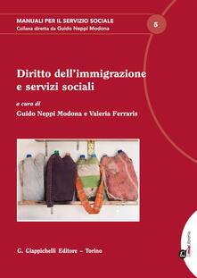 Diritto dellimmigrazione e servizi sociali. Con espansione online.pdf