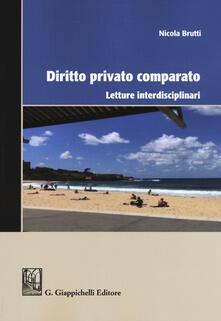 Daddyswing.es Diritto privato comparato. Letture interdisciplinari Image