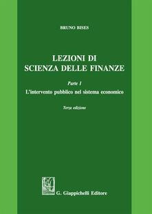 Antondemarirreguera.es Lezioni di scienza delle finanze. Vol. 1: L'intervento pubblico nel sistema economico. Image