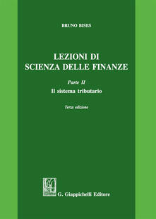 Lpgcsostenible.es Lezioni di scienza delle finanze. Vol. 2: sistema tributario, Il. Image
