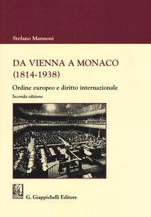 Daddyswing.es Da Vienna a Monaco (1814-1938). Ordine europeo e diritto internazionale Image
