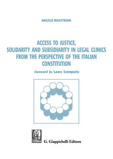 Listadelpopolo.it Access to justice, solidarity and subsidiarity in legal clinics from the perspective of the Italian Constitution Image