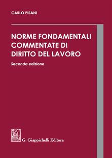 Norme fondamentali commentate di diritto del lavoro.pdf