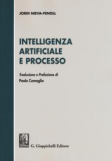 Winniearcher.com Intelligenza artificiale e processo Image