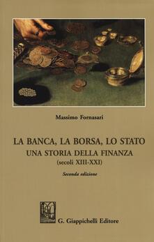 Winniearcher.com La banca, la borsa, lo Stato. Una storia della finanza (secoli XIII-XXI) Image