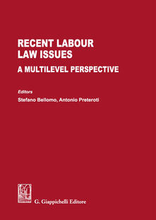 Osteriacasadimare.it Recent labour law issues. A multilevel perspective Image