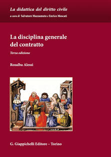 La disciplina generale del contratto.pdf