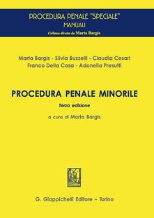 Criticalwinenotav.it Procedura penale minorile Image