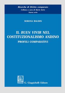 Listadelpopolo.it Il «buen vivir» nel costituzionalismo andino. Profili comparativi Image