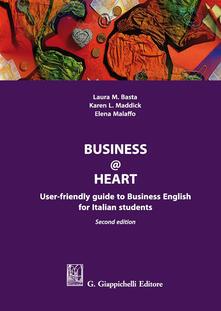 Ristorantezintonio.it Business@heart. User-friendly guide to business english for italian students Image