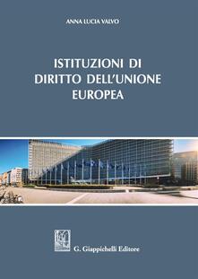 Steamcon.it Istituzioni di diritto dell'Unione Europea Image