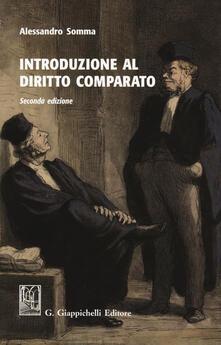 Antondemarirreguera.es Introduzione al diritto comparato Image