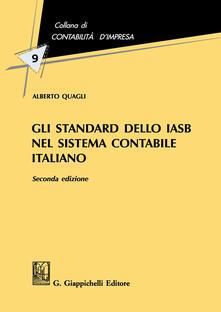 Librisulrazzismo.it Gli standard dello IASB nel sistema contabile italiano Image