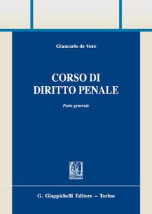 Rallydeicolliscaligeri.it Corso di diritto penale. Parte generale Image