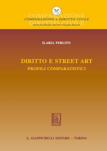 Cefalufilmfestival.it Diritto e street art. Profili comparatistici Image