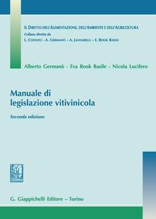Voluntariadobaleares2014.es Manuale di legislazione vitivinicola Image