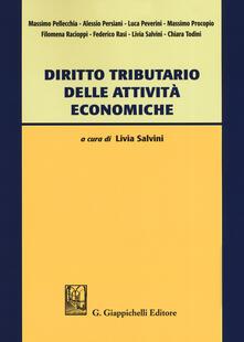 Tegliowinterrun.it Diritto tributario delle attività economiche Image