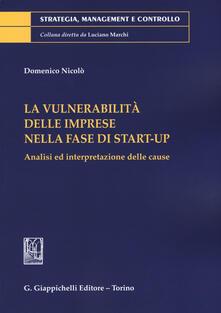 Listadelpopolo.it La vulnerabilità delle imprese nella fase di start-up. Analisi e interpretazioni delle cause Image