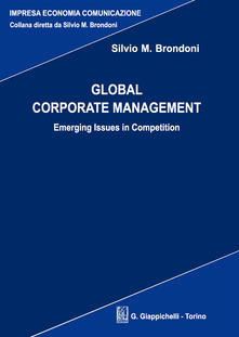 Global corporate management. Emerging issues in competition.pdf