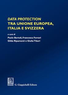 Camfeed.it Data protection tra Unione Europea, Italia e Svizzera Image