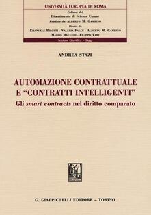 Milanospringparade.it Automazione contrattuale e «contratti intelligenti». Gli smart contracts nel diritto comparato Image
