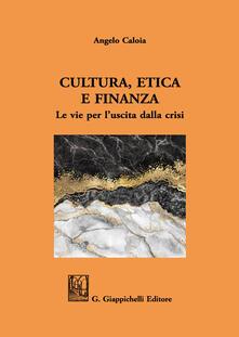 Listadelpopolo.it Cultura, etica e finanza. Le vie per l'uscita dalla crisi Image
